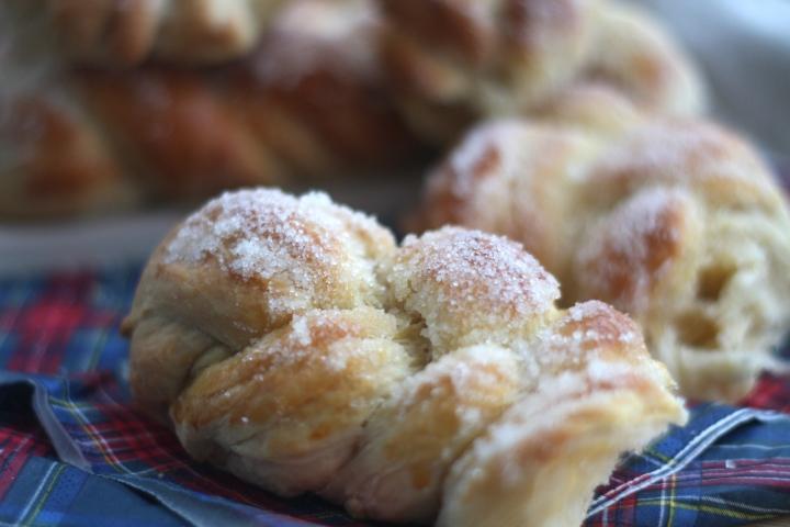 Tante Lottes sukkerfletter